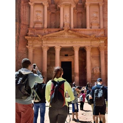 Petra 1 day tour from Eilat title=