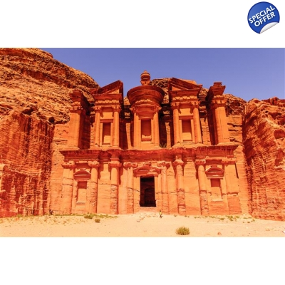 Petra 2 day Tour From Tel Aviv title=