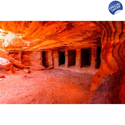 Petra from Tel-Aviv by flights and overnight in Eilat title=