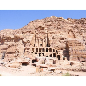 Petra from Tel-Aviv by flights and overnight in Eilat