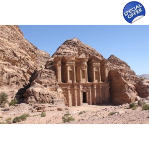 Petra & Wadi Ram tour 2 days from Eilat