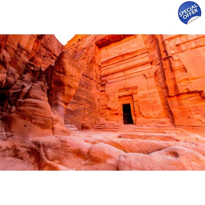 Discover Wadi rum and Petra 4 days title=