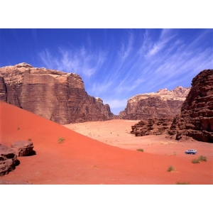 Petra and Wadi Rum from Jerusaelm 2 days