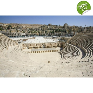Amman City Daily Tour