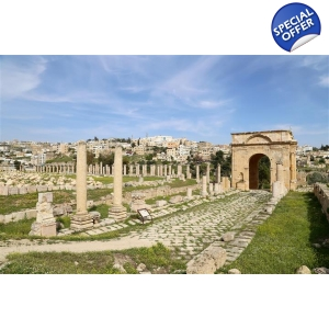 Jerash daily tour from ..