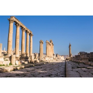 Jerash daily tour from Amman