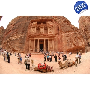 Petra with Overnight in Aqaba