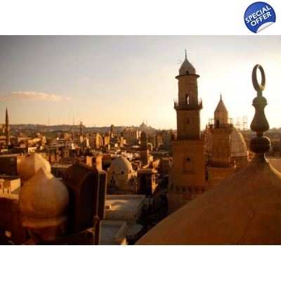 Cairo from Eilat 3 days with flights title=