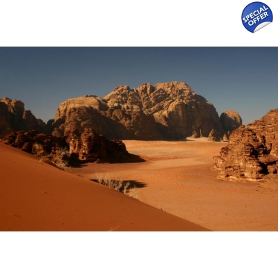 Petra & Wadi Rum tour in one day **Special** title=