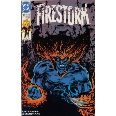 Firestorm, The Nuclear Man [1987] - 96