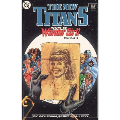 New Titans [1988] - 51
