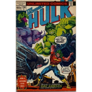 Incredible Hulk [Unlimited C..