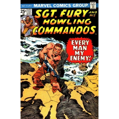 Sgt. Fury and His Howling Commandos [1975] - 127