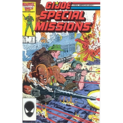 G.I. Joe Special Missions [1986] - 2
