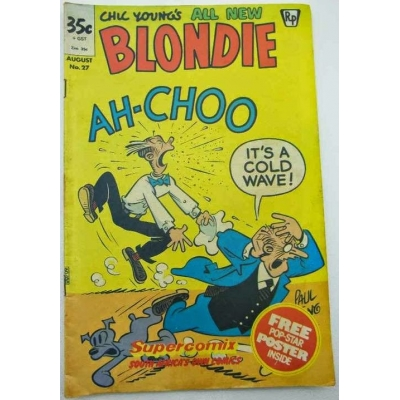 Blondie [Supercomix] [1978] - 27