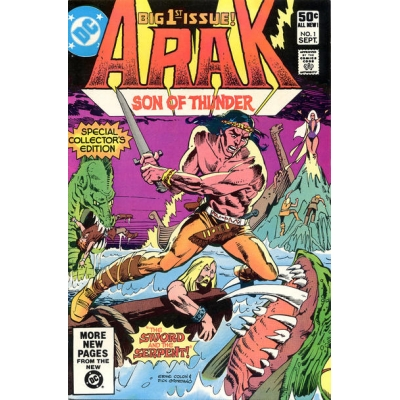 Arak - Son of Thunder [1981] - 1
