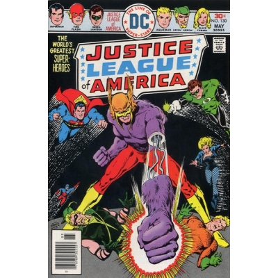 Justice League of America [1960] - 130