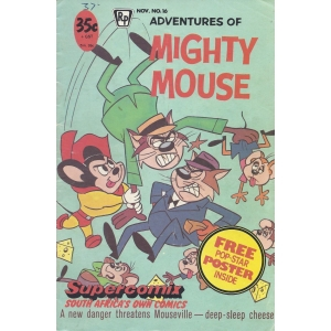 Mighty Mouse [Supercomix] - ..