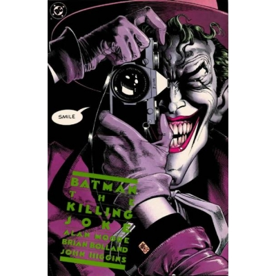 Batman: The Killing Joke [1988] [FIRST PRINTING] [VF/NM]
