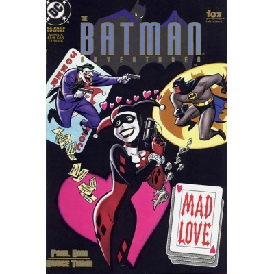 Batman Adventures: Mad Love - 1 [1994] [FIRST PRINTING] [VF-]