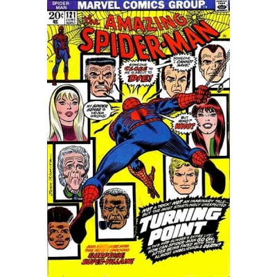 The Amazing Spider-Man [1963] - 121 [FN-] [5.5]