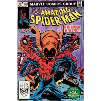 The Amazing Spider-Man [1963] - 238 [Direct Edition] [VF] [8.0] [Lakeside Tattooz]
