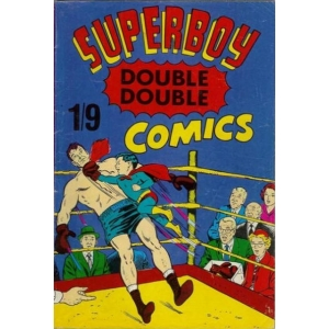 Superboy Double Double Comic..