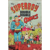 Superboy Double Double Comics [1968] - 2 [GD/VG]..