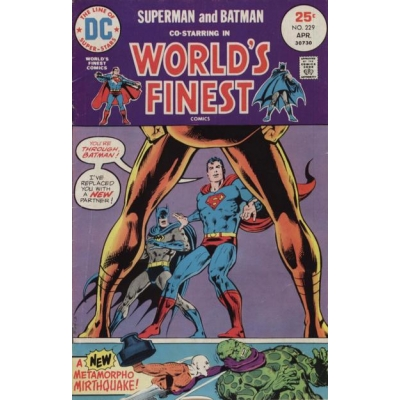 World's Finest Comics [1941] - 229 [Very Good]