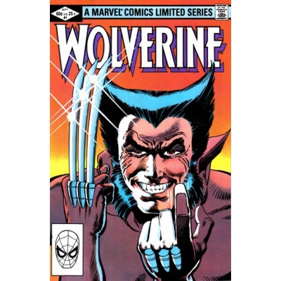 Wolverine [1982] - 1 [Direct Edition] [VF]