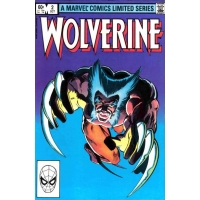 Wolverine [1982] - 2 [Direct Edition] [VF]