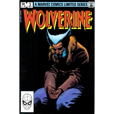 Wolverine [1982] - 3 [Direct Edition] [VF]