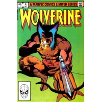 Wolverine [1982] - 4 [Direct Edition] [VF]