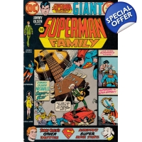The Superman Family [1974] - 176 [GD-] [1.8]