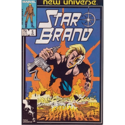 Star Brand [1986] - 5 [VF/NM]