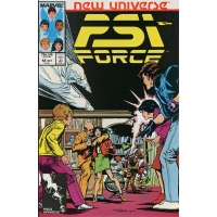 PSI-Force [1986] - 12 [VF/NM]