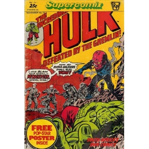 Incredible Hulk [Supercomix]..