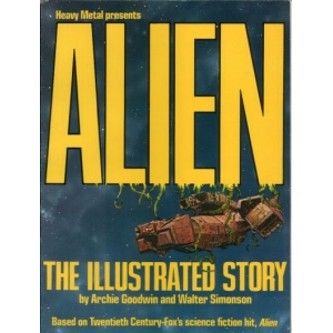 Alien - The Illustrated Stor..