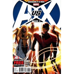 Avengers vs. X-Men [2012] [Original Cover] - 6