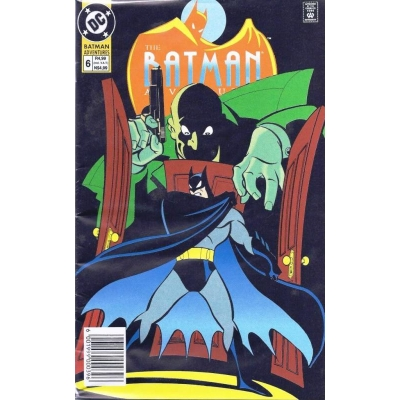 Batman Adventures [1995] - Americom - 6
