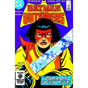 Batman and the Outsiders [19..