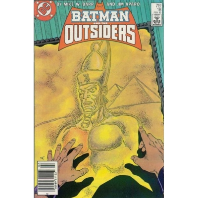 Batman and the Outsiders [1983] - 18