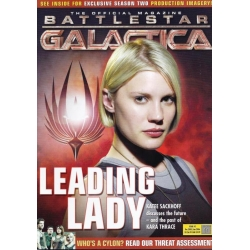 Battlestar Galactica - The Official Magazine [2005] - 2