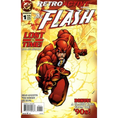 DC Retroactive -  Flash - The '90s [2011] -  1