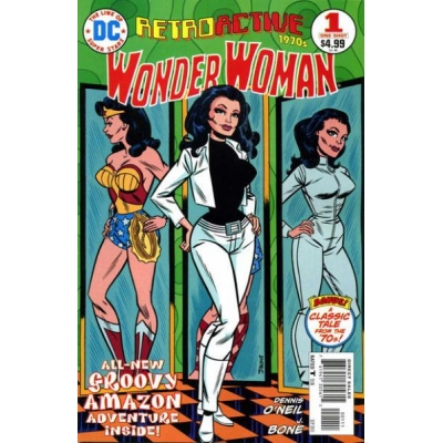 DC Retroactive -  Wonder Woman - The '70s [2011] -  1