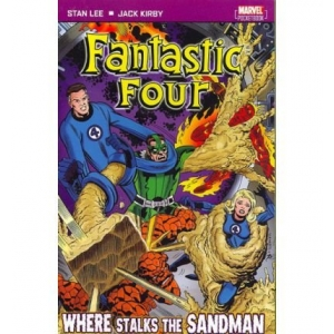 Fantastic Four: Where Stalks..