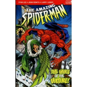 Amazing Spider-Man: The Wing..