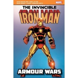 Invincible Iron Man: Armour Wars [2013]