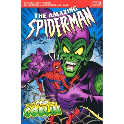 Amazing Spider-Man: In The Grip of the Green Goblin [2007]