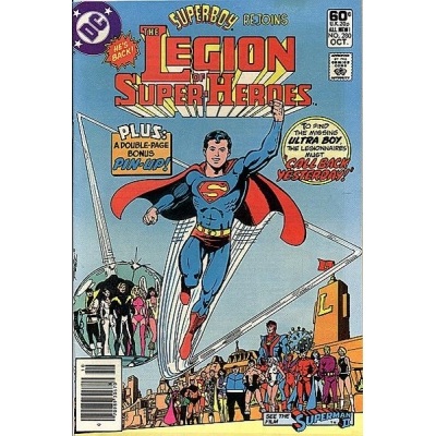 Legion of Super-Heroes [1980] - 280